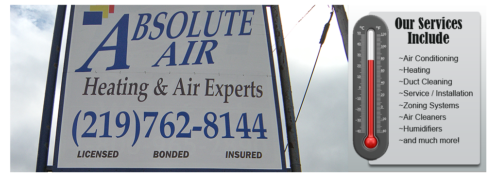 Absolute Air, Portage, IN
